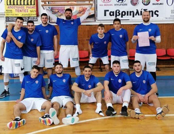 ΕΚΑΣΚΕΜ Α'. Ασταμάτητος ο ΑΟΚ Βέροιας κέρδισε και τους Πάνθηρες 78-43
