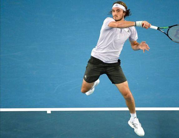 Στους «8» του τουρνουά Dubai Tennis Championships ο Τσιτσιπάς