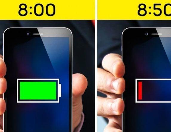 Εφαρμογές που ''τρώνε'' την μπαταρία του κινητού σας