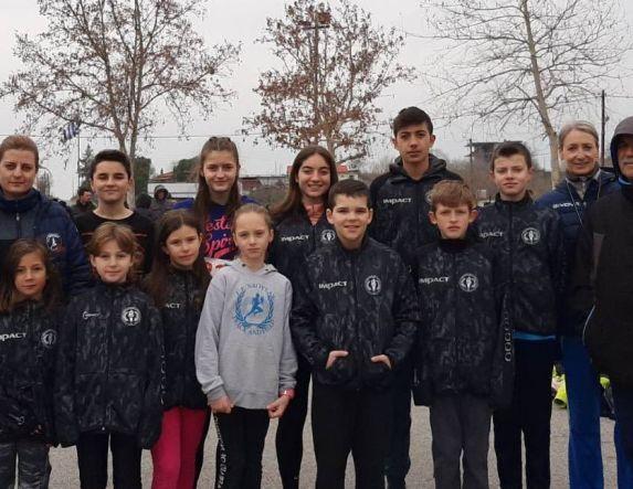 ΓΕ Νάουσας Αποτελέσματα περιφερειακού  Πρωταθλήματος   Ανωμάλου Δρόμου