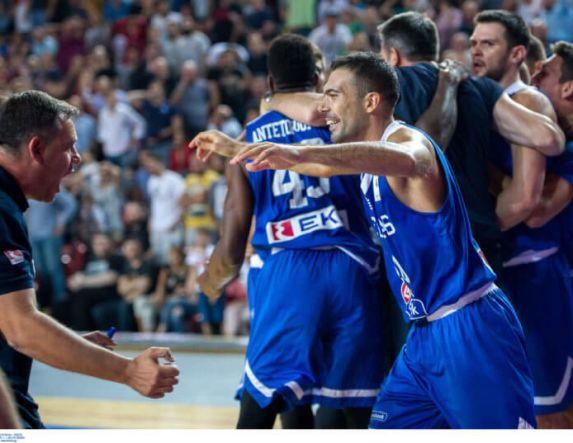 Οι αντίπαλοι της Εθνικής Ελλάδας στο Παγκόσμιο Κύπελλο μπάσκετ