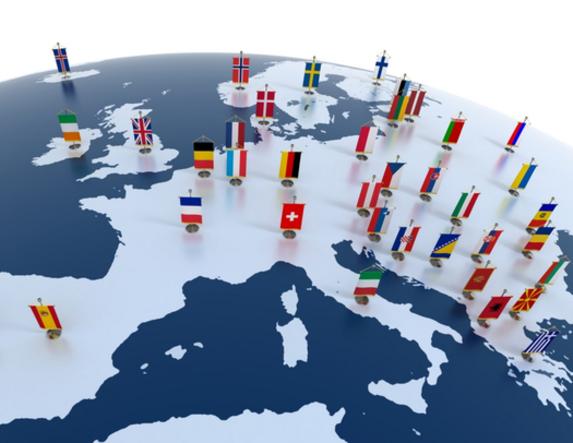 Όλα από την Ευρώπη περνάνε…