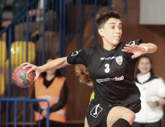 Την Λένα Τσαουσίδου απέκτησε η Βέροια 2017 από τον ΠΑΟΚ