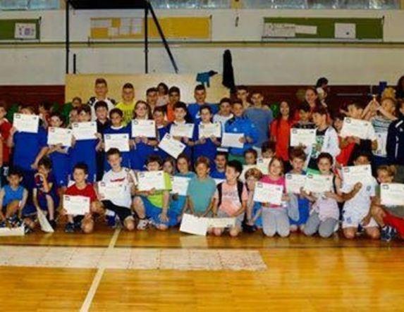 Με πρωτοβουλία του Ζαφειράκη μαθητές δημοτικών γνωρίζουν το χαν τμπολ