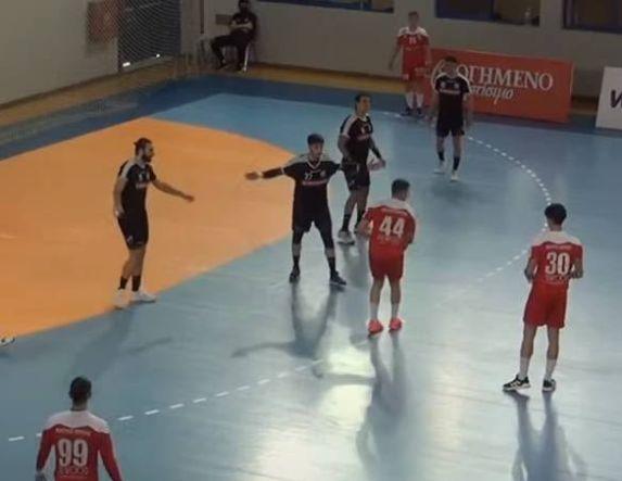 Handball Premier  Άδικη ήττα του Φιλίππου 29-25 στn Μίκρα από τον ΠΑΟΚ