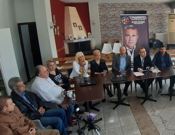 Πρόγραμμα για το περιβάλλον και την καθαριότητα, παρουσίασε  ο υποψήφιος δήμαρχος Βέροιας κ. Παύλος Παυλίδης