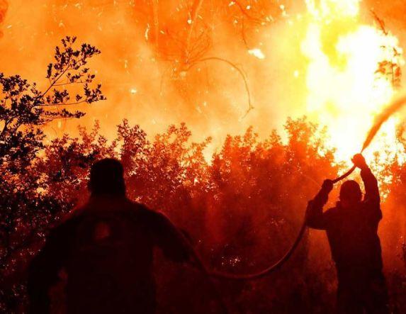 Πυροσβεστική Υπηρεσία Βέροιας: Μεγάλη προσοχή λόγω του πολύ υψηλού κινδύνου πυρκαγιάς στην Ημαθία - Οδηγίες προς τους πολίτες