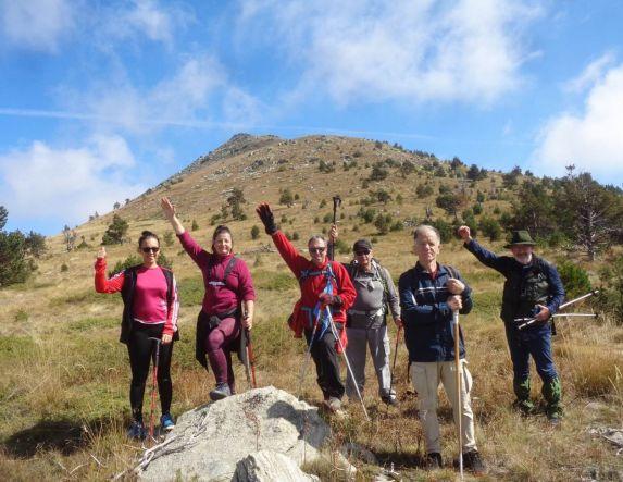 Στην κορυφή Φλάμπουρο με τους Ορειβάτες Βέροιας