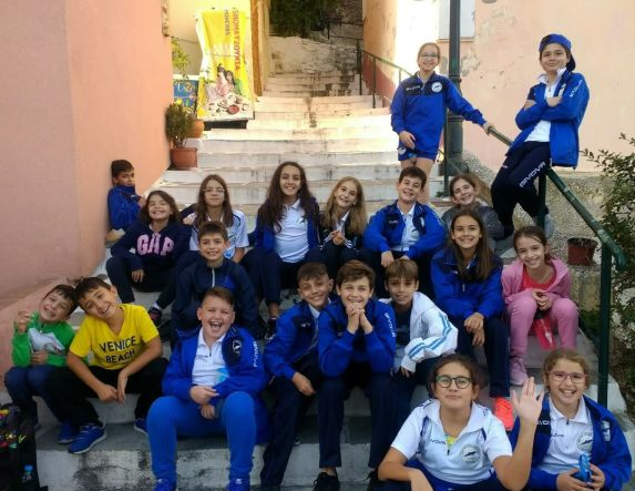 """Πολύ καλή η εμφάνιση της Κολυμβητικής Ακαδημίας """"ΝΗΡΕΑΣ"""" στους Χειμερινούς Αγώνες στην Θεσσαλονίκη"""