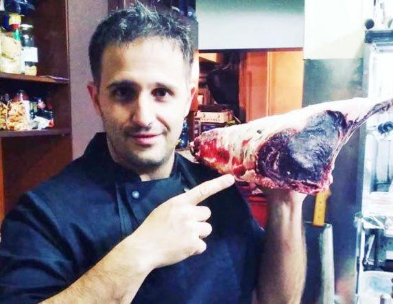 Βραβείο FNL2019  στο «Βεργιώτικο»   για την κατηγορία «Εστιατόρια για κρέας»