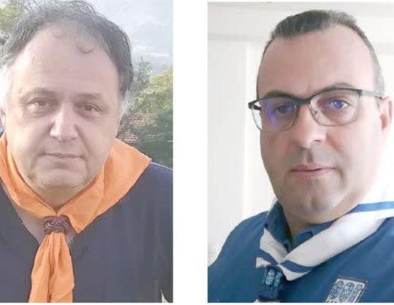 Παρέμβαση 3 Βεροιωτών Προσκόπων για τον εθελοντισμό Εμπρός για το ξαναζωντάνεμα  της Ένωσης Παλαιών Προσκόπων