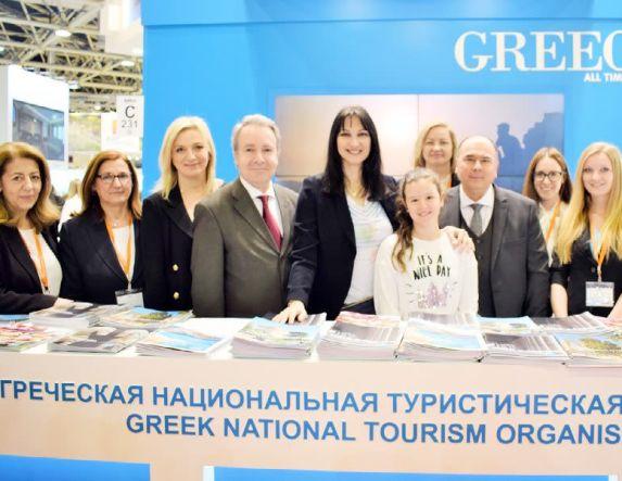 Αύξηση έως 15% στις προκρατήσεις για οργανωμένα ταξίδια από τη Ρωσία στην Ελλάδα το 2019