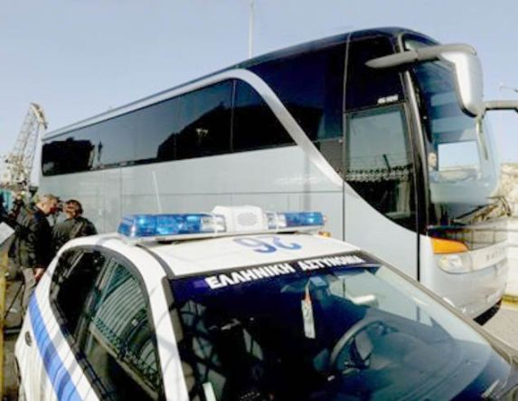 Έλεγχοι σε σχολικά λεωφορεία από κλιμάκια της Περιφέρειας Κεντρικής Μακεδονίας