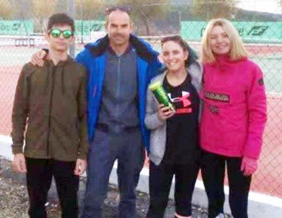 Ο Όμιλος Αντισφαίρισης Βέροιας Αλέξανδρος στους διασυλλογικούς με 4 αθλητές