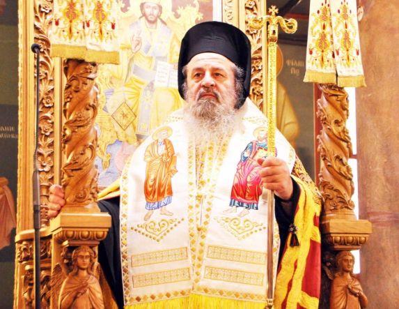 Ο ημαθιώτης Μητροπολίτης Δράμας Παύλος στέλνει στον εισαγγελέα αρνητές ιερείς