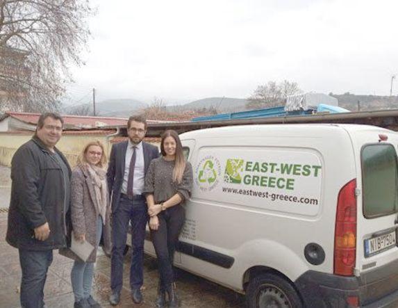 Παραδόθηκαν οι πρώτες   ποσότητες ανακυκλωμένων ρούχων στην τράπεζα   ενδυμάτων του Δήμου Βέροιας