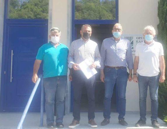 Αγροτικός Σύλλογος Γεωργών Βέροιας: Παράσταση διαμαρτυρίας στον ΕΛΓΑ για αποζημιώσεις και προκαταβολές