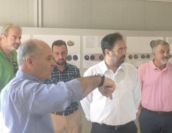 Αίθουσα πολλαπλών χρήσεων στο Δημοτικό Σχολείο Κουλούρας εγκαινίασε χθες ο Δήμαρχος Βέροιας