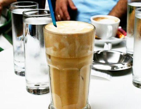 Απόλαυσαν ελληνικό καφέ, φραπέ και  freddo!