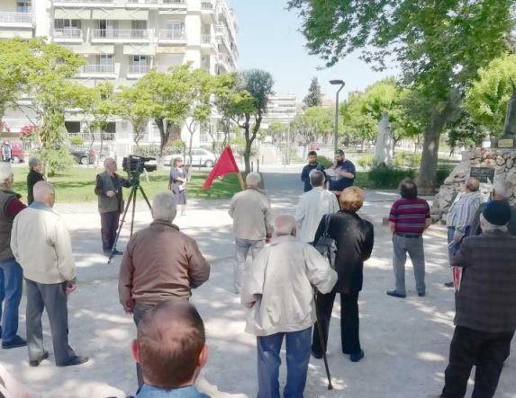 Εκδήλωση ΠΕΑΕΑ -ΔΣΕ για τα 75 χρόνια από την αντιφασιστική νίκη των λαών