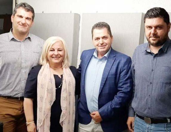 Κ. Καλαιτζίδης: Όνειρο μου η δημιουργία Διοικητηρίου για την Ημαθία - Γ. Μπατσαρά: Υποψήφιος, μου είχε προτείνει 4 χρόνια αντιδημαρχία για να είμαι μαζί του!