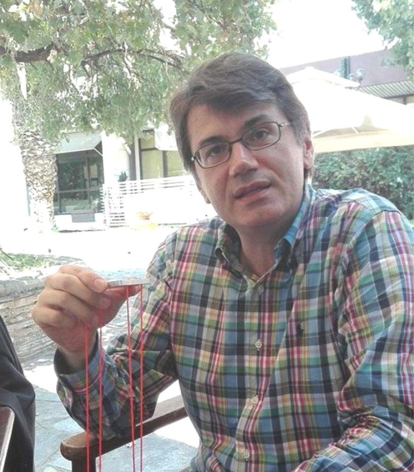 Ο Βεροιώτης Αστροφυσικός Καθηγητής ΜΙΤ Ερωτόκριτος Κατσαβουνίδης στο τιμ των επιστημόνων που τιμήθηκαν με το βραβείο Νόμπελ Φυσικής 2017