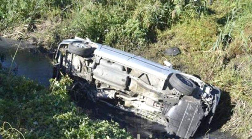Τροχαίο με 51χρονο νεκρό στον δρόμο Γιαννιτσών-Αλεξάνδρειας