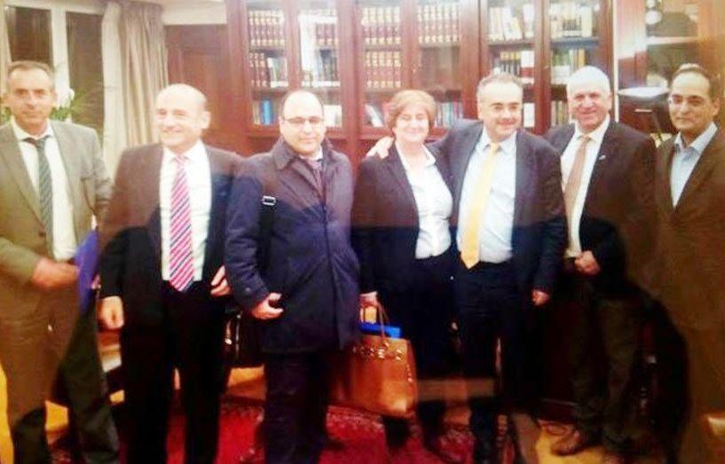 Στη Βουλή χθες οι πρόεδροι των Δικηγόρων της χώρας για το πολυνομοσχέδιο