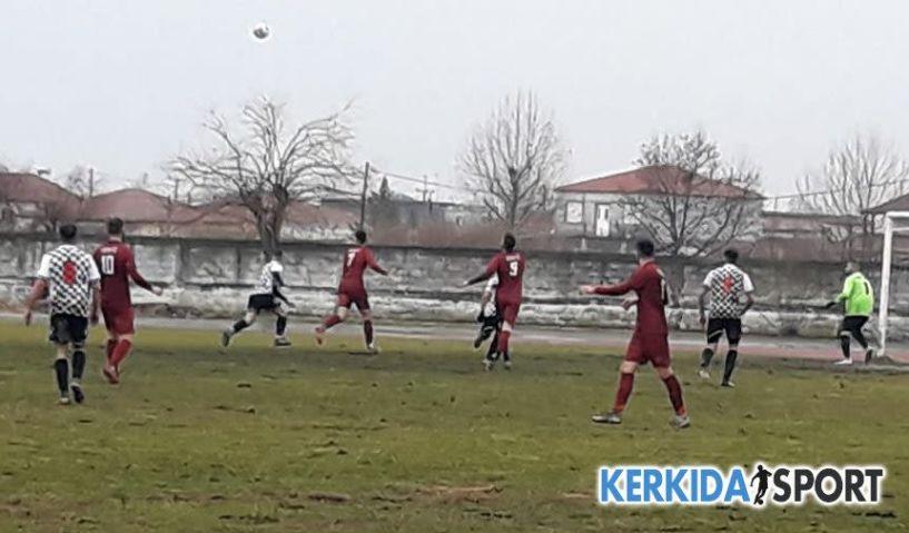 ΕΠΣ Ημαθίας . ΠΑΟΚ Αλεξ- Βέροια 1-4 .Έκπληξη στο Μακροχώρι νίκησε 1-0 την Αγκαθιά