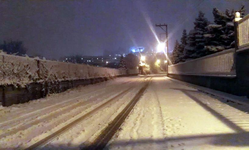Μήπως να δοθούν  προληπτικές οδηγίες  στους διευθυντές σχολείων λόγω χιονιά;
