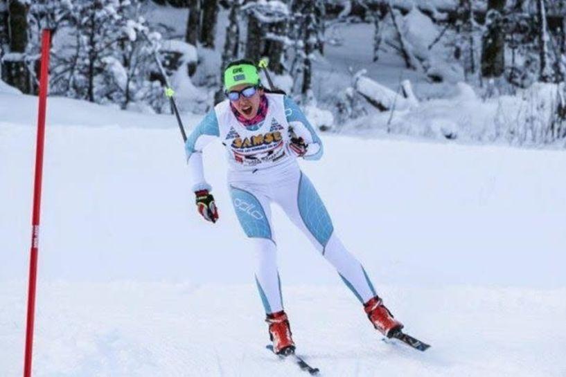 Στο γαλλικό πρωτάθλημα δρόμων αντοχής Premanon – Les Tuffes η Μαρία Ντάνου