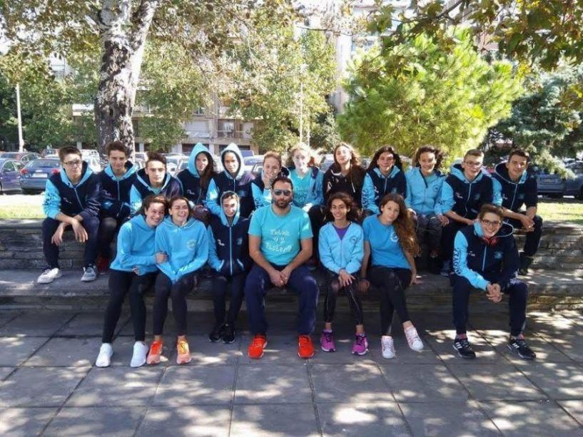Η Κολυμβητική Ακαδημία με 20 αθλητές στα ΄25α Αλεξάνδρεια΄!