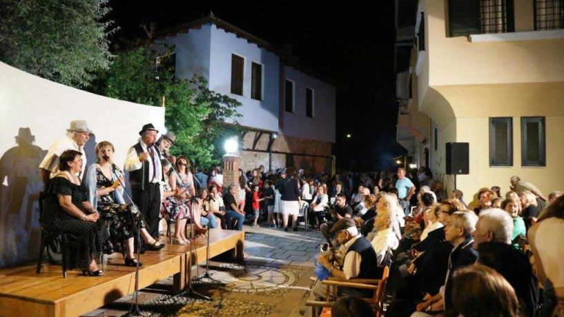 Eκπαιδευτικές και πολιτιστικές δράσεις της Κίνησης Πολιτών Κυριώτισσας
