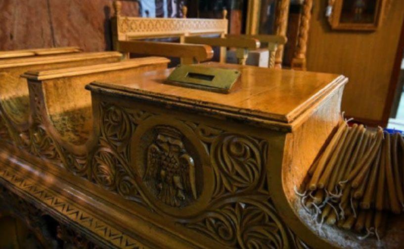 Δικογραφία σε βάρος ιερόσυλου που διέρρηξε παγκάρι σε Μοναστήρι της Ημαθίας