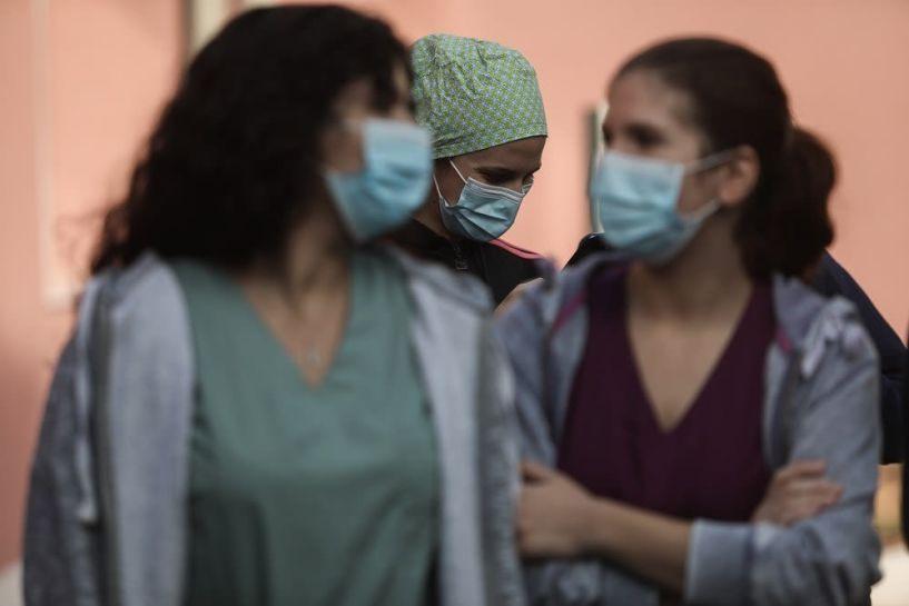 Εμπειρες νοσηλεύτριες καταφθάνουν στη Θεσσαλονίκη για αλληλεγγύη και προσφορά!