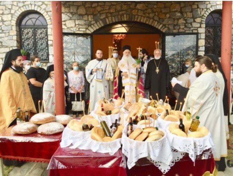 Το πανηγύρι του Προφήτη Ηλία στο Ξηρολίβαδο