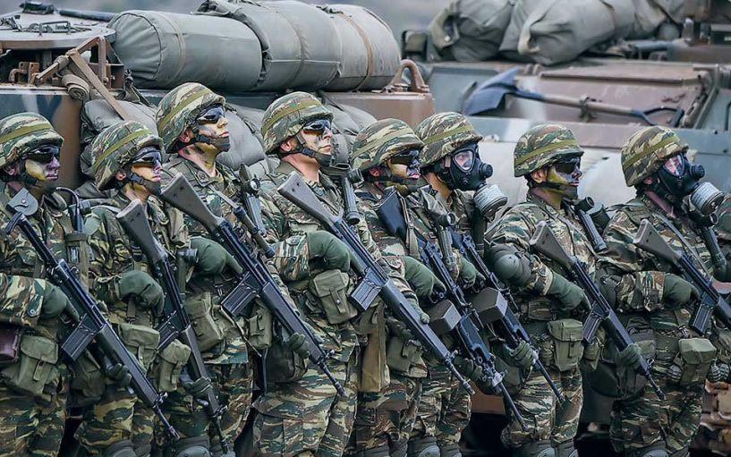 Στρατιωτική θητεία: 12 μήνες από τον Μάιο παντού - Ποιοι θα κάνουν 9μηνο και σε ποιες περιοχές