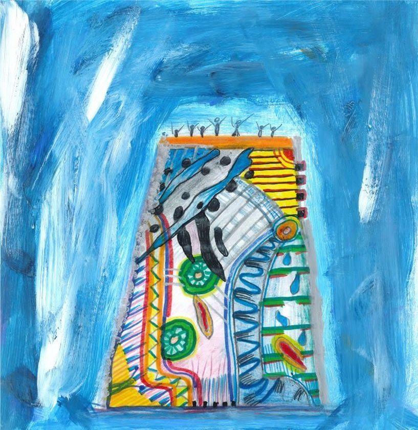 Ο εικαστικός Γιάννης Ναζλίδης εγκαινιάζει την ατομική έκθεση ζωγραφικής