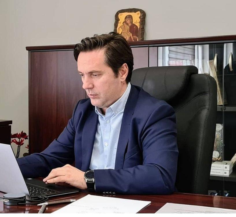 Συνέντευξη Δημάρχου Νάουσας Νικόλα Καρανικόλα στην εφημερίδα «Μακεδονία της Κυριακής»
