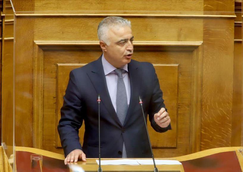 Λάζαρος Τσαβδαρίδης «Ολοκληρώνεται η διαδικασία για την καταβολή του 35% των αποζημιώσεων»
