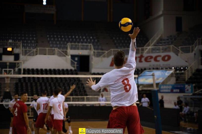 Βόλει Φίλιππος. Οι δηλώσεις του αρχηγού Κώστα Προύσαλη για την κλήρωση της Volleyleague 2020-2021