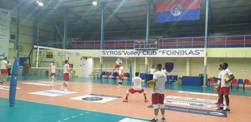 Α.Π.Σ Φίλιππος Βέροιας Volleyball: Πρώτο σερβίς στη Volleyleague από την Ερμούπολη