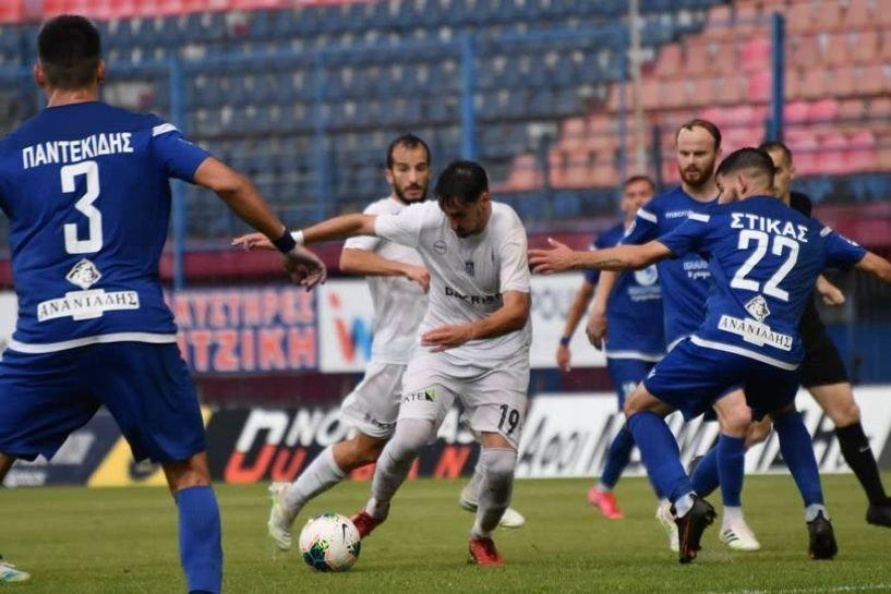 Νικήτρια με 2-0 η Βέροια στο ντέρμπι κορυφής με την Καβάλα .