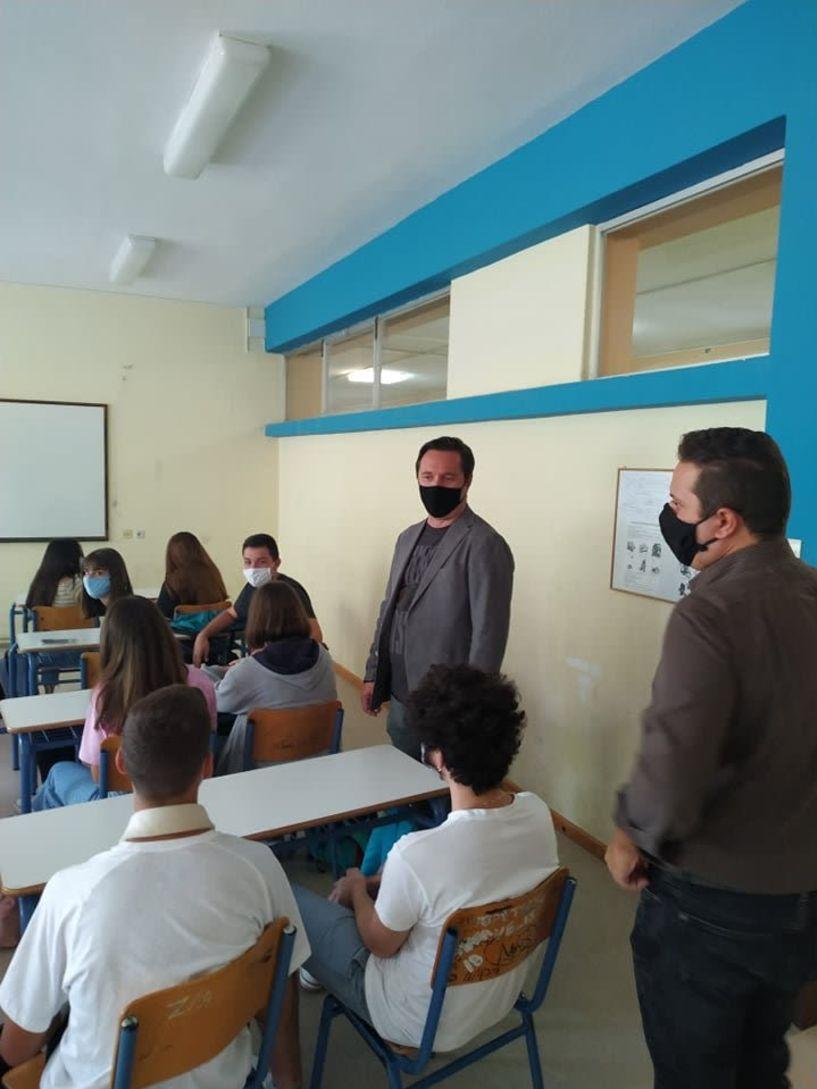 Μήνυμα Δημάρχου Νάουσας Νικόλα Καρανικόλα για την έναρξη της νέας σχολικής χρονιάς
