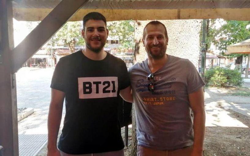 Μπάσκετ Γ' Εθνική Παρέμεινε στον ΑΟΚ Βέροιας ο Παντελής Χαραλαμπίδης