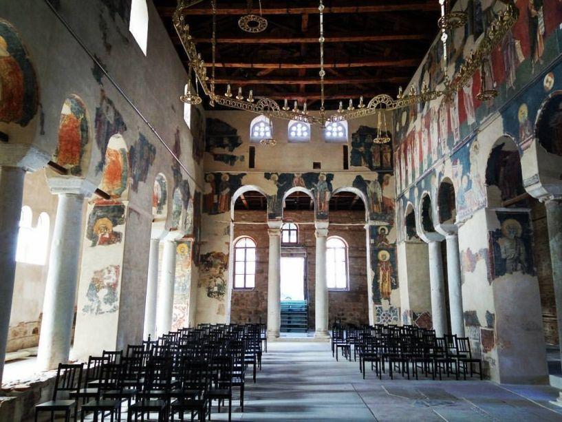 Επαναλειτουργία της Παλαιάς Μητρόπολης, των βυζαντινών μουσείων και το μνημειακό συγκρότημα του Αγίου Παταπίου