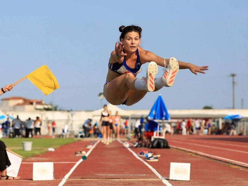 Γ.Ε. Νάουσας: 2η θέση για την Ιωάννα Ιωάννου και τον Γιώργο Στεφάνη - Τα αποτελέσματα όλων των αθλητών του τμήματος