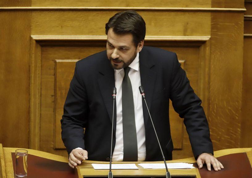 Στη Βουλή το αίτημα για μείωση του Ειδικού Φόρου Κατανάλωσης στο πετρέλαιο Θέρμανσης έφερε ο βουλευτής Ημαθίας Τάσος Μπαρτζώκας