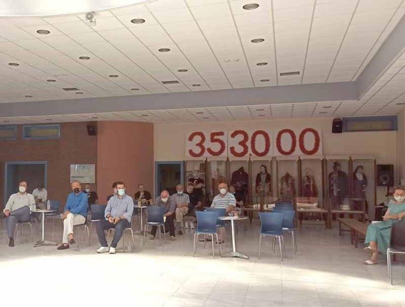Πραγματοποιήθηκε η τακτική Γενική Συνέλευση της Ευξείνου Λέσχης Βέροιας