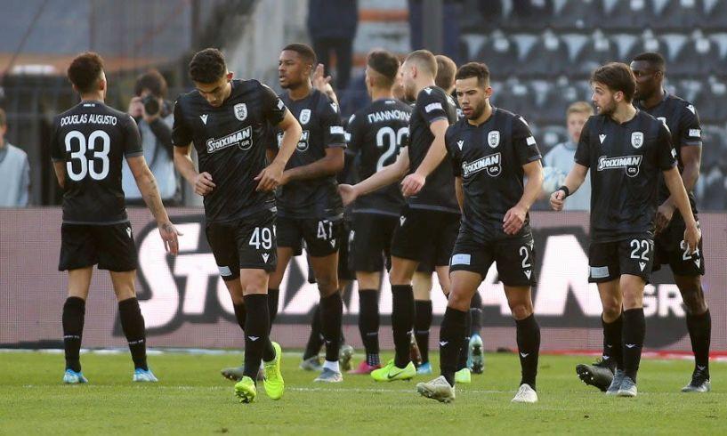 Κύπελλο Ελλάδος Ευρεία νίκη και στον επαναληπτικό ο ΠΑΟΚ